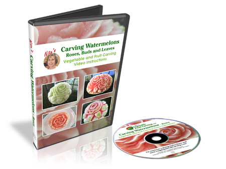 Carving Watermelons DVD